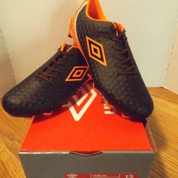 0a1b16ec162b Umbro Shoes | Mens Size 12 Soccer Cleats Club 30 | Poshmark